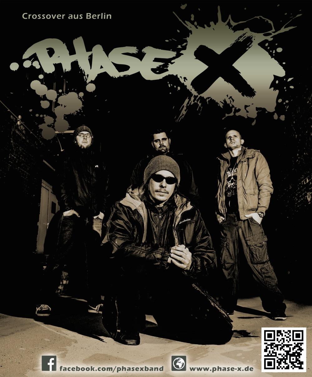 phase-x bandfoto